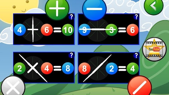 MATH SAMURAI  kids arithmetic- screenshot thumbnail