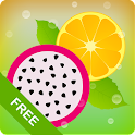 3D Fruits Live Wallpaper Free icon
