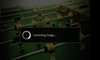 Screenshot of Touch2Pixel