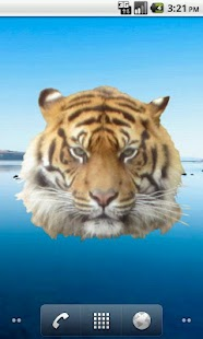 Tiger Head Sticker- screenshot thumbnail