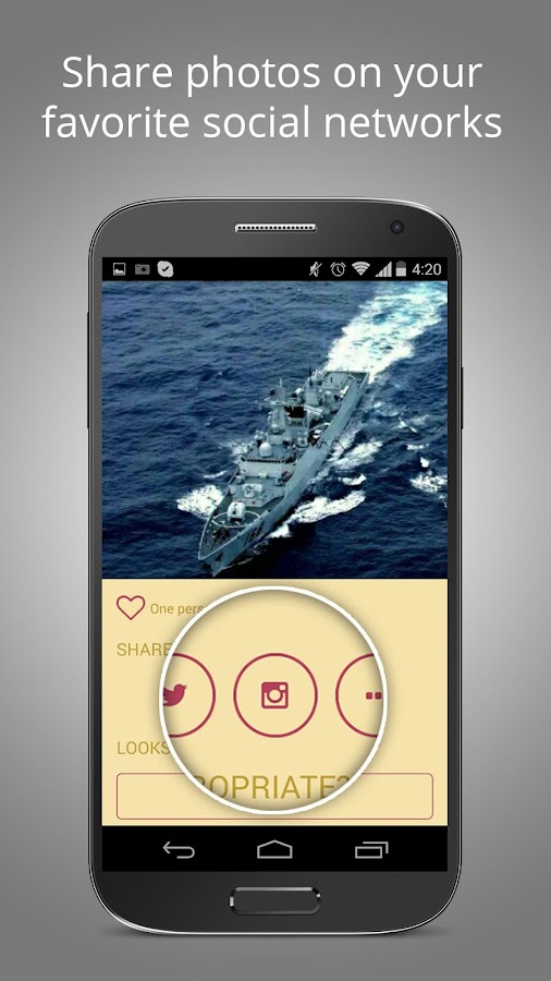 Anogram- screenshot