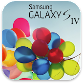 Samsung Galaxy S4 Theme