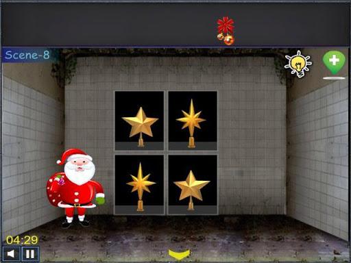聖誕老人密室逃脫