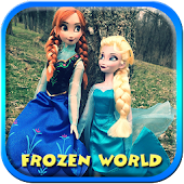 Pretty Princess - Frozen World