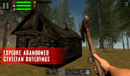 The Survivor: Rusty Forest v1.0.1