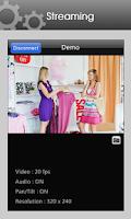 Screenshot of Lorex Ping