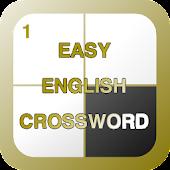 Easy English Crossword Puzzle