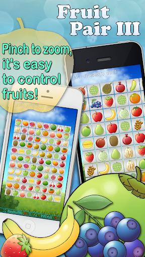 Fruit Pair 3 - Matching Game