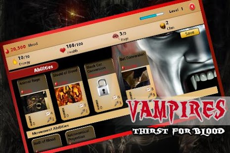Vampires Thirst for Blood - screenshot thumbnail