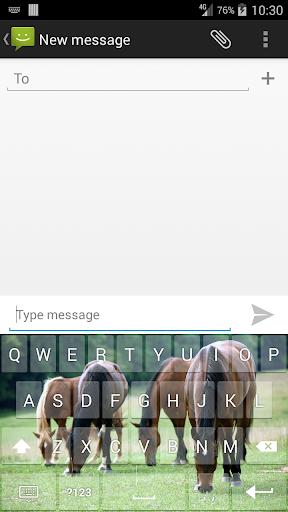 Horse Keyboard