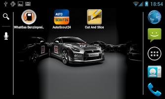 Screenshot of Supercars Lite Live-Wallpaper