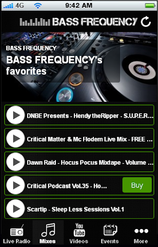 Screenshots for BASS FREQUENCY