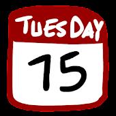 Malaysia Diary Calendar 2015