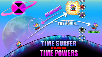 Screenshot of Time Surfer