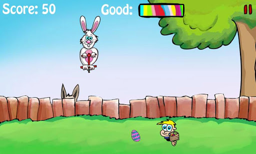 Pogo Bunny Easter Edition