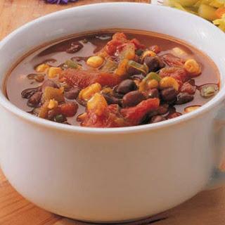 Texas Black Bean Soup.