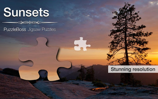 Sunset Jigsaw Puzzles Demo