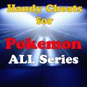 Pokemon All Series Cheats Free icon