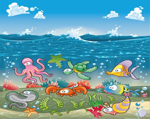 Kid Sea Animals Hidden Objects 1.0.5 screenshots 3