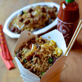 Classic Pork Fried Rice.