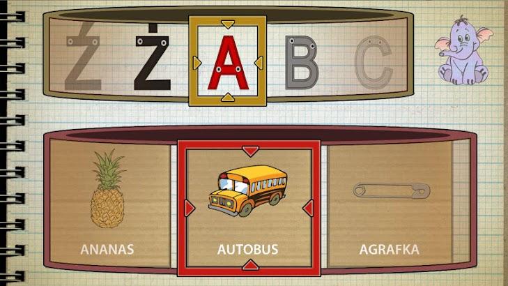 Wesoły alfabet- image