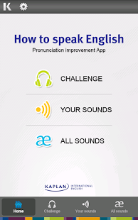 How to speak English- screenshot thumbnail