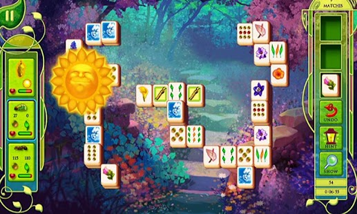 Mahjong Butterfly - screenshot thumbnail