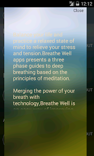 Breathe Well- screenshot thumbnail