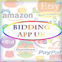 Bidding App Uk icon