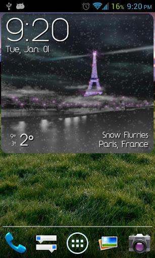 Paris a UCCW Skin