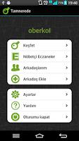 Screenshot of TamNerede