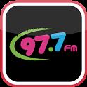97.7 FM icon