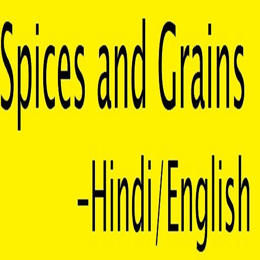 玩書籍App|Spices and Grains in Hindi免費|APP試玩