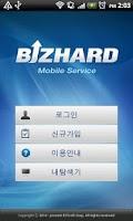 Screenshot of BIZHARD