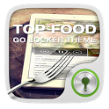 TOP Food GO Locker Theme icon