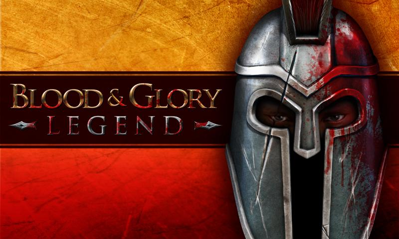 BLOOD & GLORY: LEGEND- screenshot