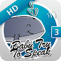 Baby, Try To Speak 3 logo