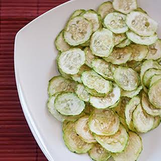 Cucumber Chips Recipes.