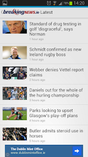 BreakingNews.ie- screenshot thumbnail