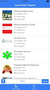 Marijuana Doctors- screenshot thumbnail