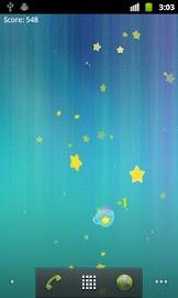 Stars Pro Live Wallpaper Screenshot 1