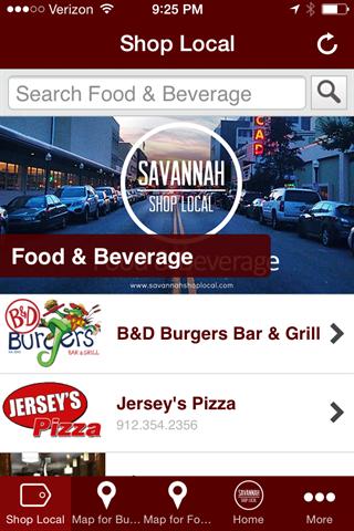 Savannah Shop Local