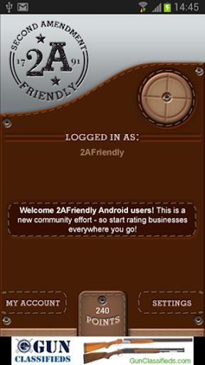 2AFriendly