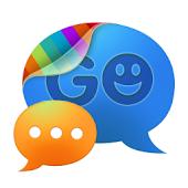 GO SMS pro Blue Quiet Premium