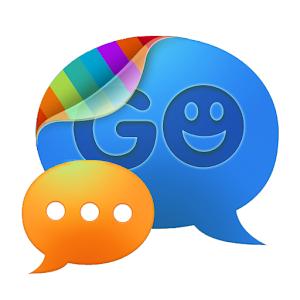 برنامج الرسائل النصية للأندرويد GO SMS Pro Premium 7.68 Unlocked APK for Andorid