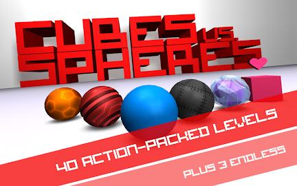 Cubes vs. Spheres Screenshot 15