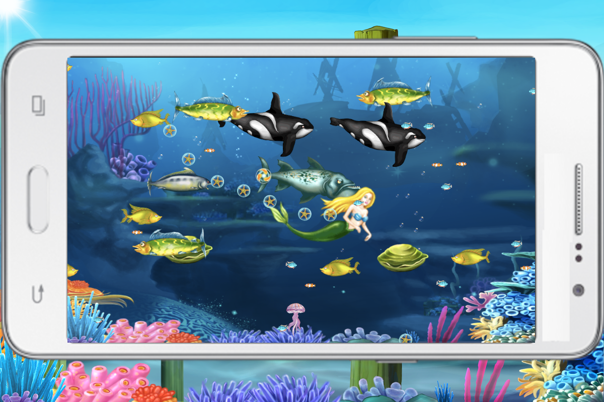Big fish eat small fish android apps on google play for The fish game