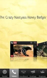 Free Honey Badger Official App- screenshot thumbnail