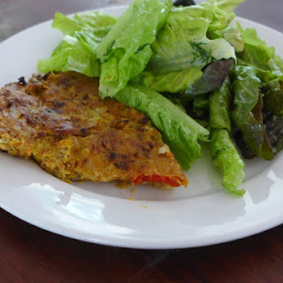 Vegetable Frittata Without Egg Recipes.