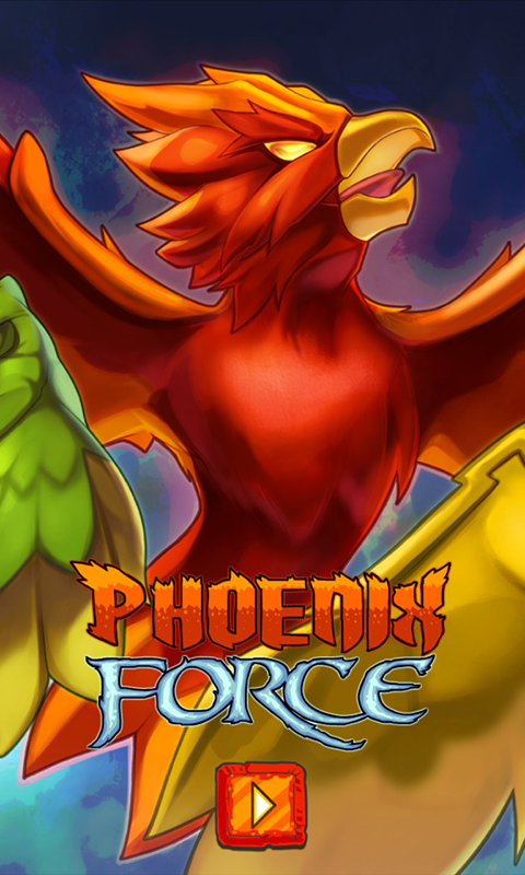 Screenshots of Phoenix Force for iPhone
